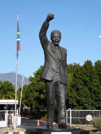 Paarl, South Africa: Mandela