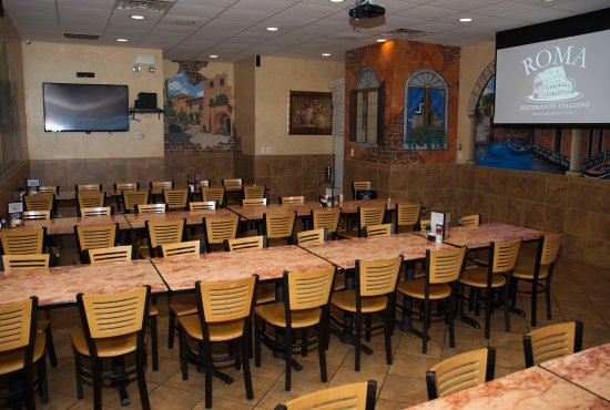 Sandston, VA: Private Dining Room