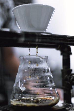 Tryon, Carolina del Norte: Hand crafted coffee