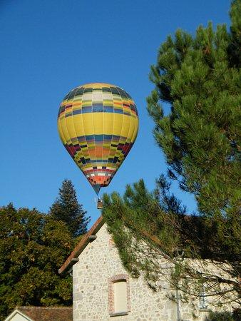 Boisset, ฝรั่งเศส: Oser l'aventure au départ de Concasty, par delà les collines de la Châtaigneraie