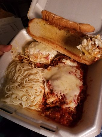 Daphne, AL: Chicken Parmagiana and Lasagna