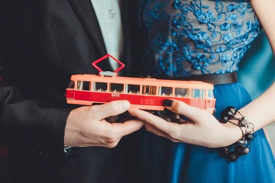 Романтический Трамвай-кафе