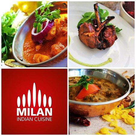 Restaurants milan indian cuisine in birmingham with for Milan indian restaurant