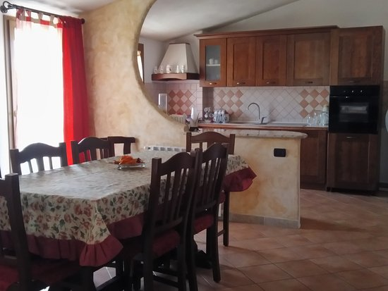 Urzulei, Italia: Bed and Breakfast S'Orrosa 'e Monte