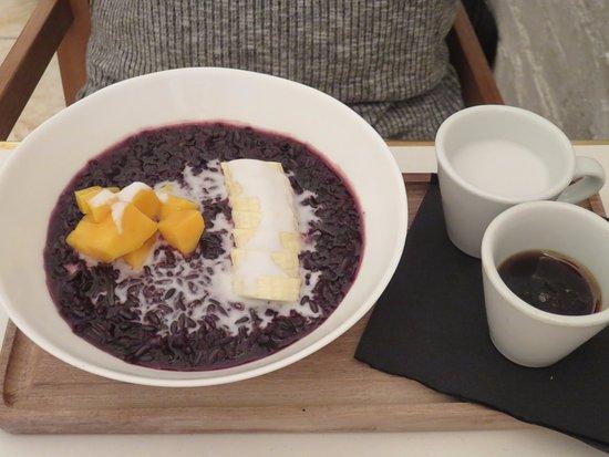 NOPI: Rice pudding