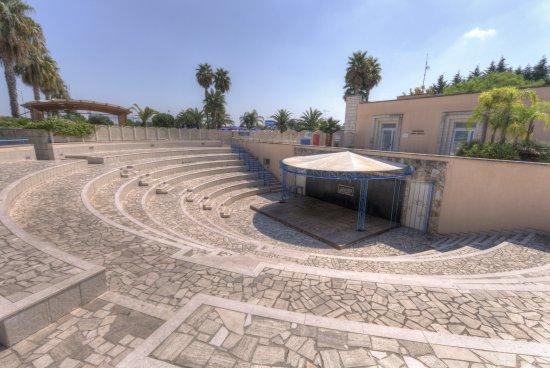 I Giardini di Atena: anfiteatro