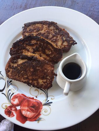 Lobster Pot: THE BEST french toast