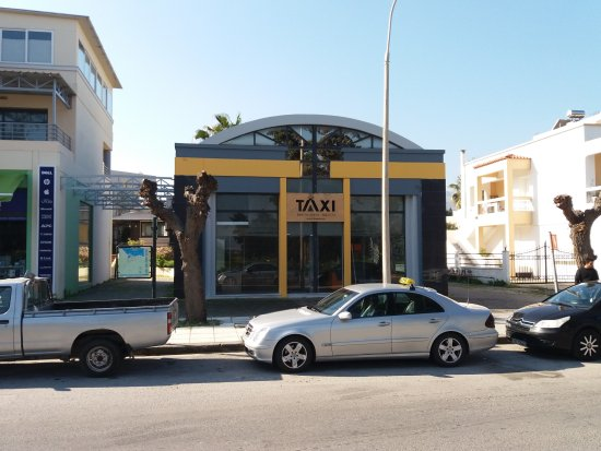 Kos Taxi Transfer Services
