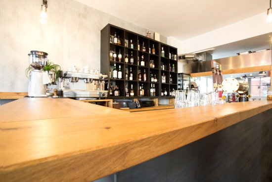 Marktredwitz, Germany: BAROS Burger - Bar
