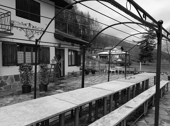 Casale Corte Cerro, Italy: La Baita