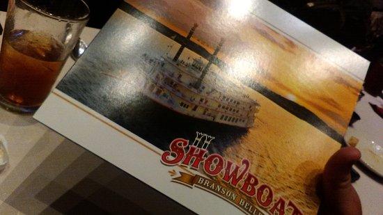 Showboat Branson Belle Picture