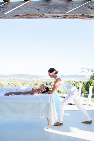 mobile massage service at your private home picture of ibiza