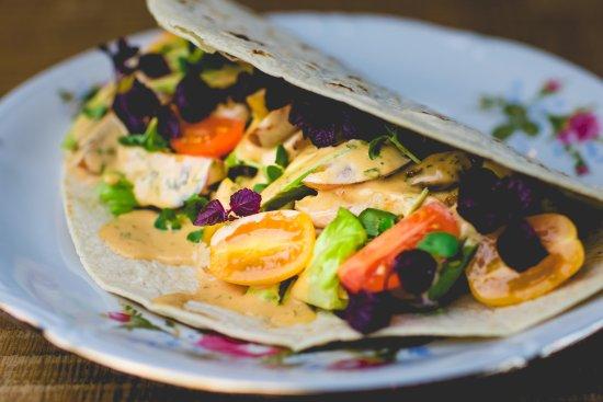 Overveen, Nederland: Lunch Burrito!!