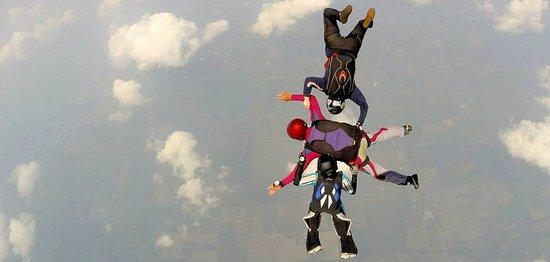 Baldwin, WI: Solo Skydive Trainnig Jump