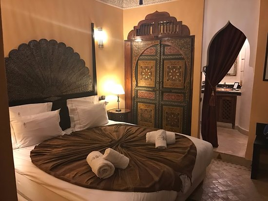 Riad de la Belle Epoque : My beautiful room