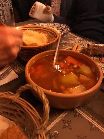 Liege Province, Belgium: Bon repas