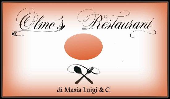 Olmedo, Ιταλία: Logo nuova gestione