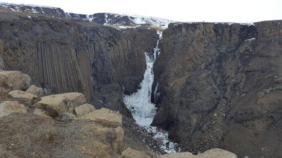 Hallormsstadur, Islandia: the view