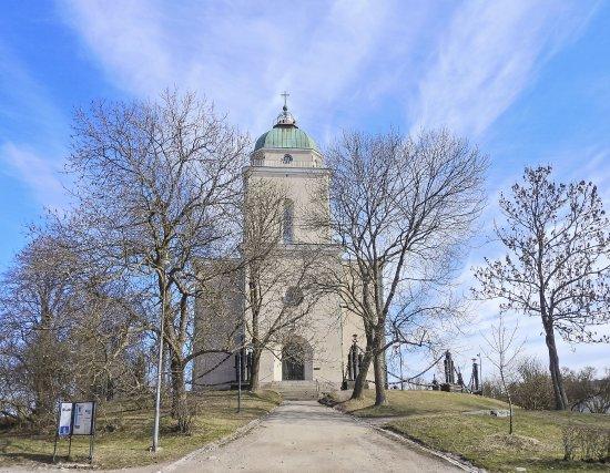 Suomenlinna Church (Suomenlinnan kirkko)