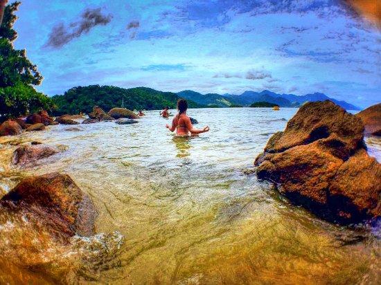 Parish of Santana Beach: Maravilhas da Natureza proporcionando beleza para os olhos de quem vê.