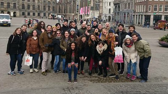 SANDEMANs NEW Europe - Amsterdam: Tour de Amsterdam con Aix