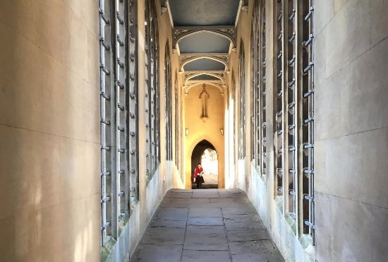 St. John's College : Bridge of Sighs