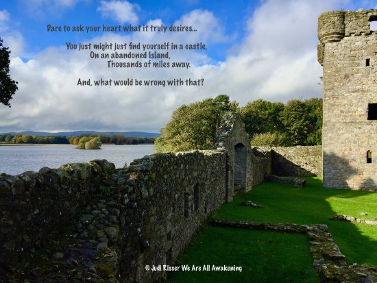 Kinross, UK: Follow your heart.. It just might lead you here!