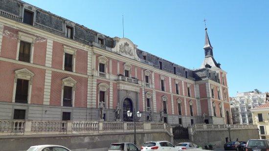 Salon de Reinos del Palacio del Buen Retiro