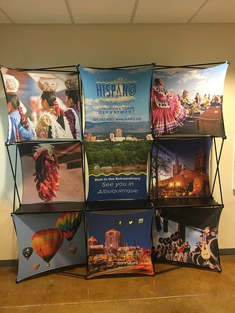 ‪Albuquerque Hispano Chamber of Commerce Convention & Tourism‬