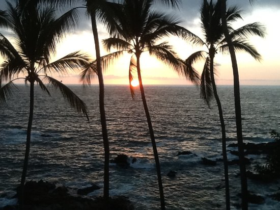 Lindo Mar Resort: Sunset from the 4th floor, every room at Lindo Mar has this view!