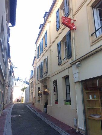 Hotel de la Paix - Trouville-sur-Mer Photo