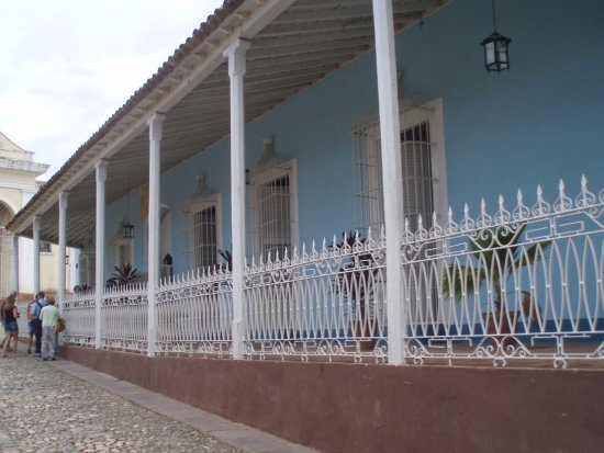 Trinidad Architecture Museum: Outside the museum