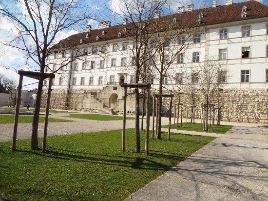 Delemont, Switzerland: Delémont - Jardins du Château