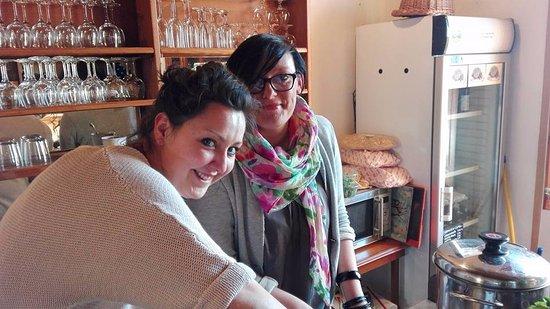 Barberino Val d'Elsa, Italia: Matilde e Alice