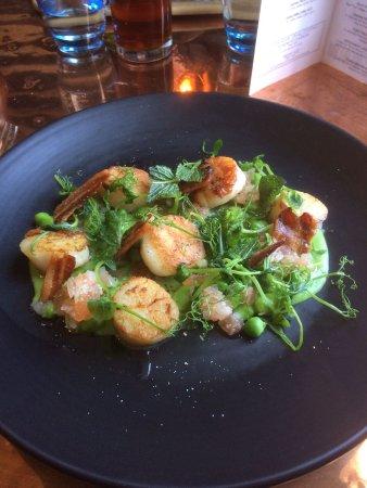 Hawkhurst, UK: Yummy food...