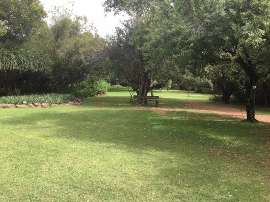 Free State National Botanical Garden: View of the gardens.
