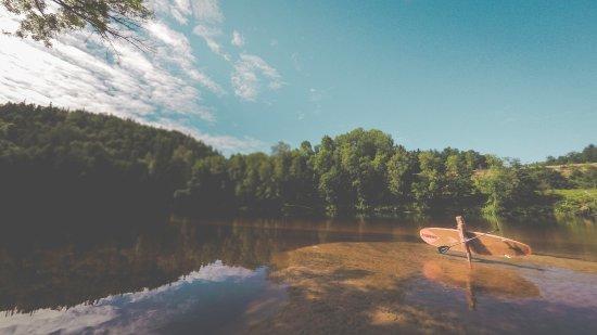 Labelle, Canadá: rivière rouge