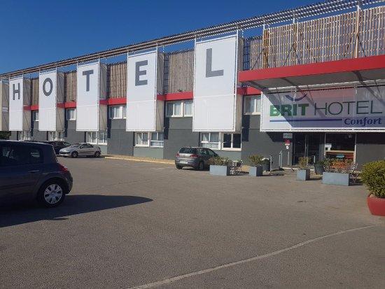Brit Hotel Montpellier Parc des Expos