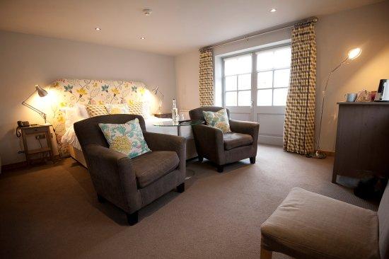 The Crown & Castle: Terrace room 31