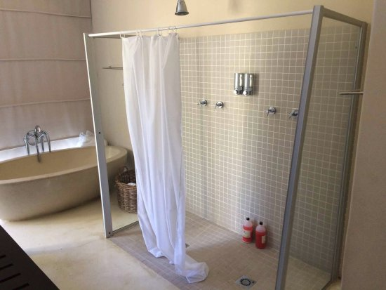 Western Cape, South Africa: 5* shower/bathroom facilities?
