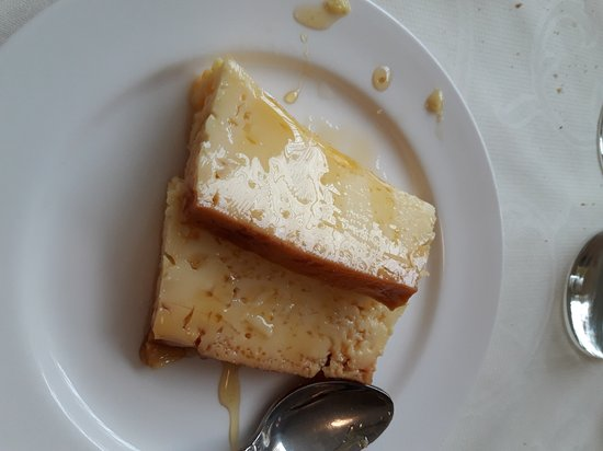 Villanova Mondovi, Itália: Creme caramel