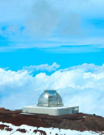 Mauna Kea Summit: The summit