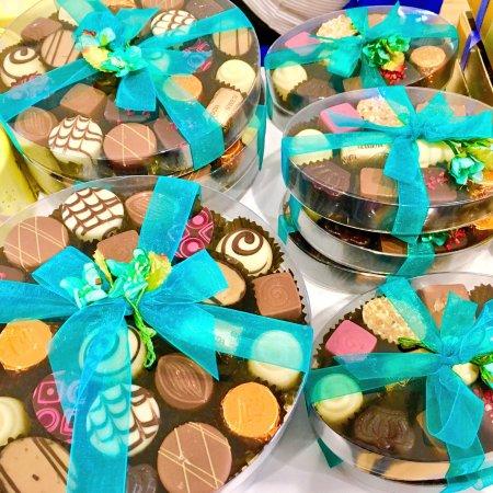 Morpeth, UK: Chocolates