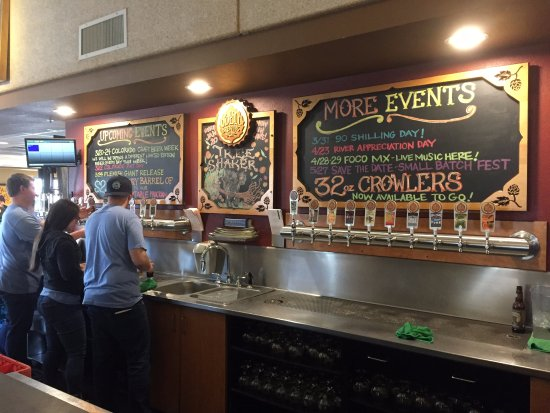 Fort Collins, CO: Odell's Taproom