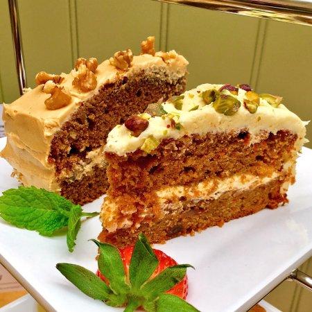 Morpeth, UK: Coffee and Cake