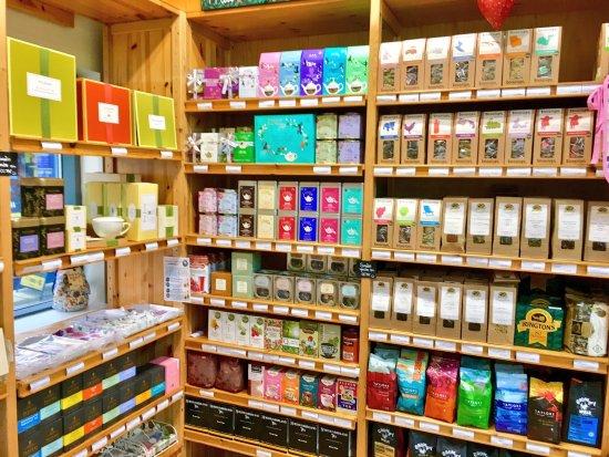 Morpeth, UK: Tea