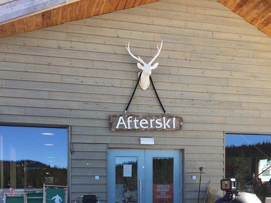 Ringebu Municipality, Norway: Ski Inn Diner