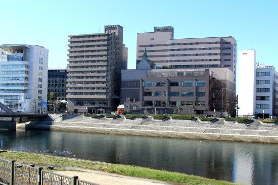Numazu Riverside hotel