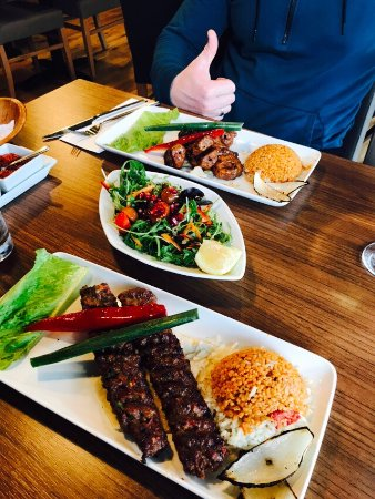 Eastcote, UK: The best restaurant in Ruislip! Lamb Shish highly recommended! Amazing food! Lovely staff!