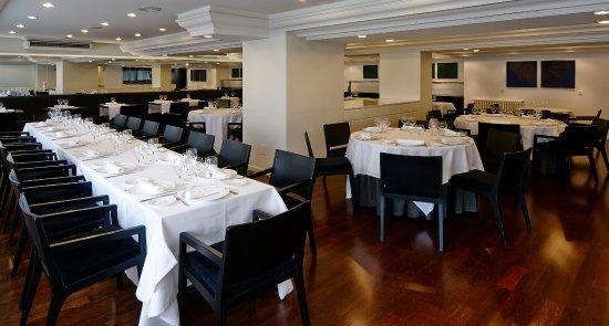Carris Almirante: Restaurante Asador Gavia